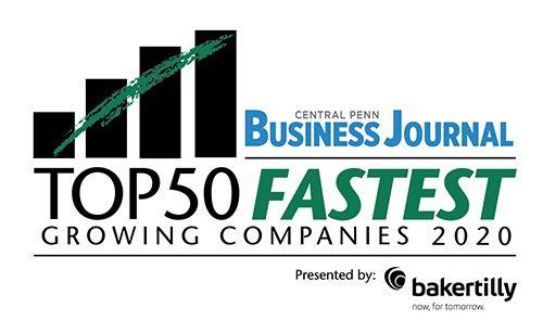 Award - Top 50 Fastest Growing Company